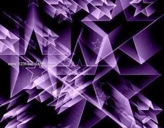 Abstract Stars – Etoile