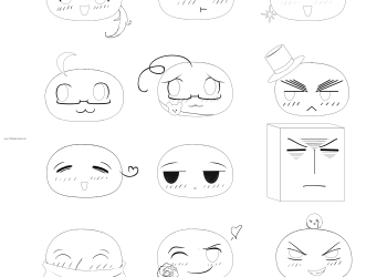 Mochi Character