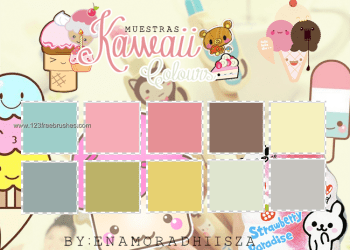 Kawaii Colours