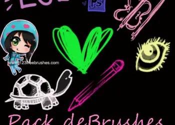 Doodle Tortoise – Heart – Violin