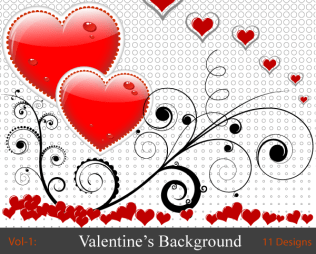Vol.1 : ValentineÆs Background