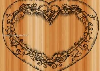 Hand Drawn Sketchy Heart