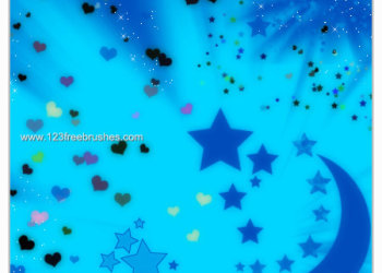 Anime Hearts – Stars – and Moons