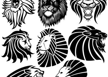 Lion Free Photoshop Brushes