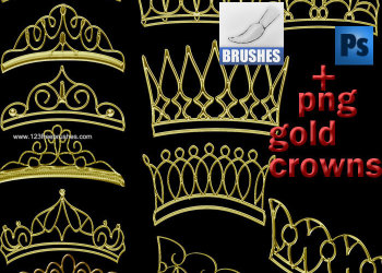 Gold Crowns