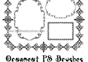 Ornament Frames