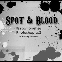 Spot and Blood