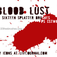 Blood Paint