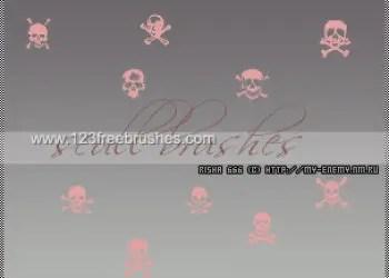 Scary Crossbones
