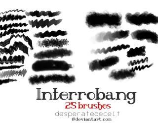 Ink Splatter 19
