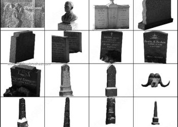 Graveyard Brushes for Photoshop 7
