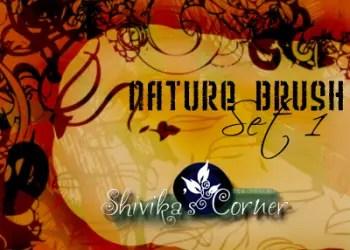 Natural floral designs