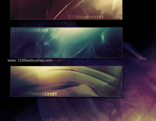 Abstract Photoshop Brushes High Resolution