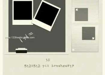 Large Polaroid Set 1
