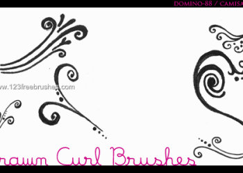 Drawn Curl