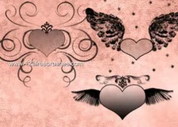 Winged Hearts