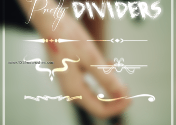Pretty Dividers