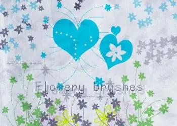 Free Photoshop Flower Brushes Mac