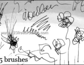 Scribbles 3
