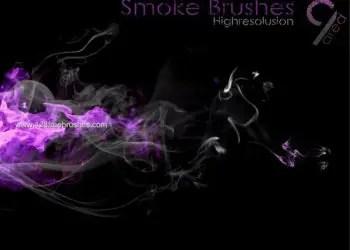 High Resolution Smoke