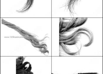 Photoshop Brush Hair