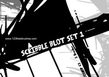 Scribble Blot
