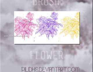 Flower Brushes For Photoshop Cs6