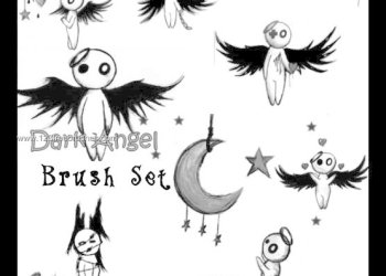 Dark Angel Set