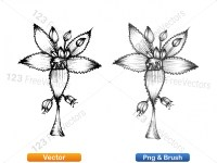 5003048-hand-drawn-sketch-flowers-vector-and-photoshop-brush-pack-01_p010