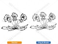 5003049-hand-drawn-sketch-flowers-vector-and-photoshop-brush-pack-02_p014