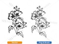 5003049-hand-drawn-sketch-flowers-vector-and-photoshop-brush-pack-02_p015