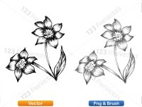 5003052-hand-drawn-sketch-flowers-vector-and-photoshop-brush-pack-05_p001