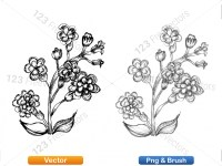 5003054-hand-drawn-sketch-flowers-vector-and-photoshop-brush-pack-07_p010