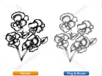 5003056-hand-drawn-sketch-flowers-vector-and-photoshop-brush-pack-09_p011