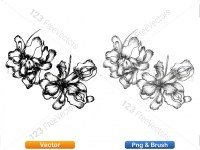 5003056-hand-drawn-sketch-flowers-vector-and-photoshop-brush-pack-09_p012