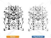 5012010-hand-drawn-sketch-heraldic-coat-of-arms-vector-and-brush-pack-01_p005