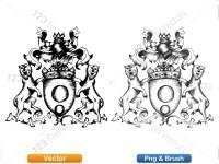 5012011-hand-drawn-sketch-heraldic-coat-of-arms-vector-and-brush-pack-02_p005