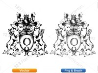 5012011-hand-drawn-sketch-heraldic-coat-of-arms-vector-and-brush-pack-02_p005