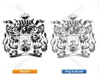 5012012-hand-drawn-sketch-heraldic-coat-of-arms-vector-and-brush-pack-03_p008