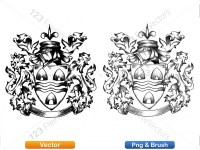 5012012-hand-drawn-sketch-heraldic-coat-of-arms-vector-and-brush-pack-03_p010