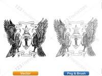 5012012-hand-drawn-sketch-heraldic-coat-of-arms-vector-and-brush-pack-03_p014
