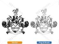5012012-hand-drawn-sketch-heraldic-coat-of-arms-vector-and-brush-pack-03_p025