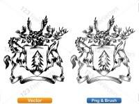 5012013-hand-drawn-sketch-heraldic-coat-of-arms-vector-and-brush-pack-04_p022
