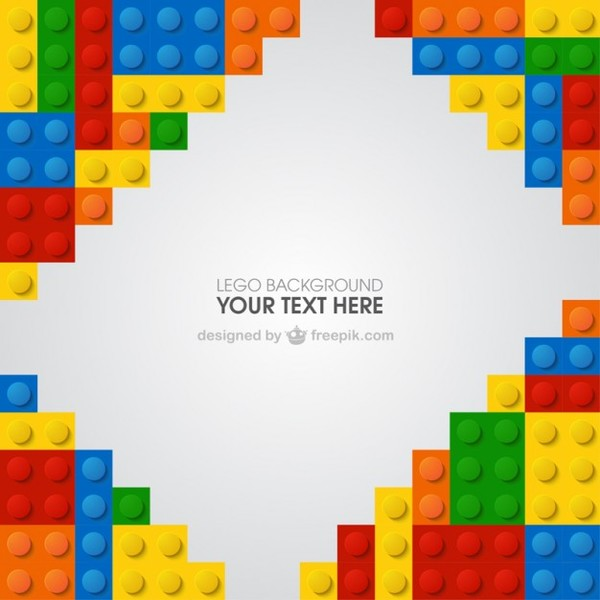 Lego background free vector 123freevectors lego background free vector stopboris Gallery