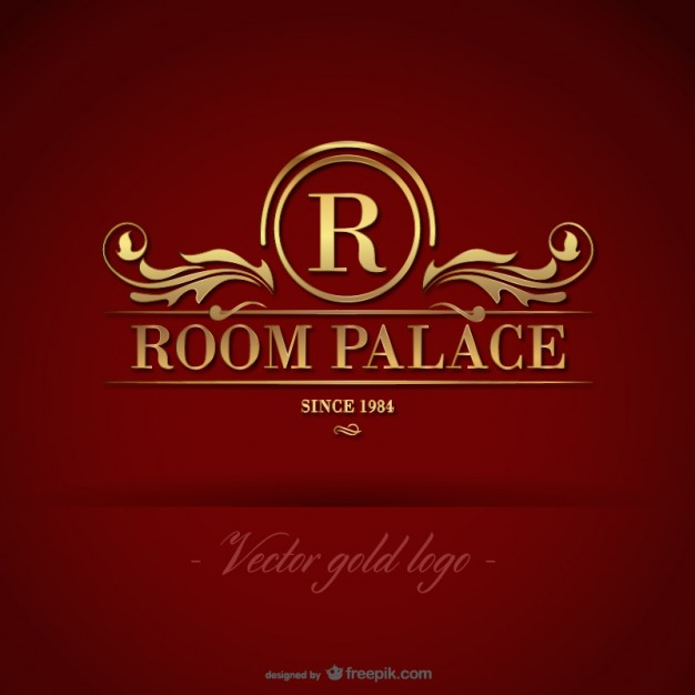 Royal Golden Logo Download Free Vector