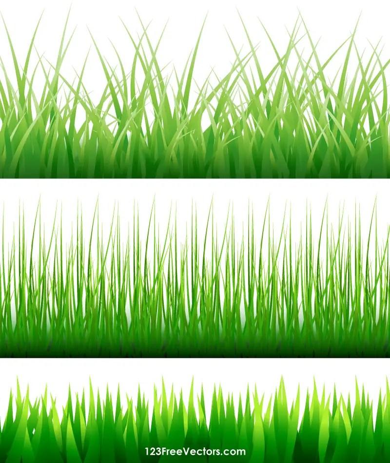 Macro Photography of Green Grass Field · Free Stock Photo