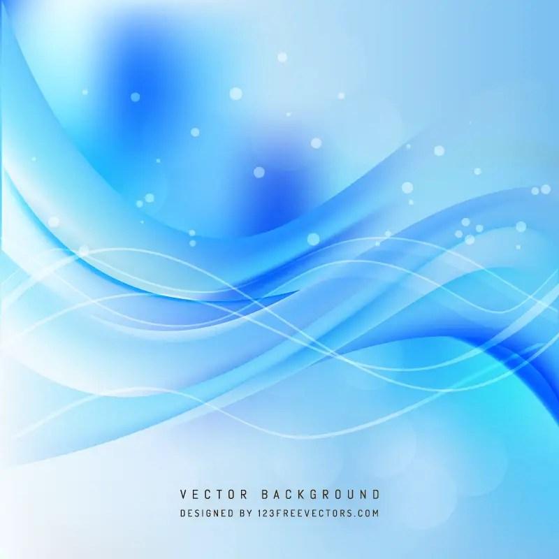 light blue wave background design