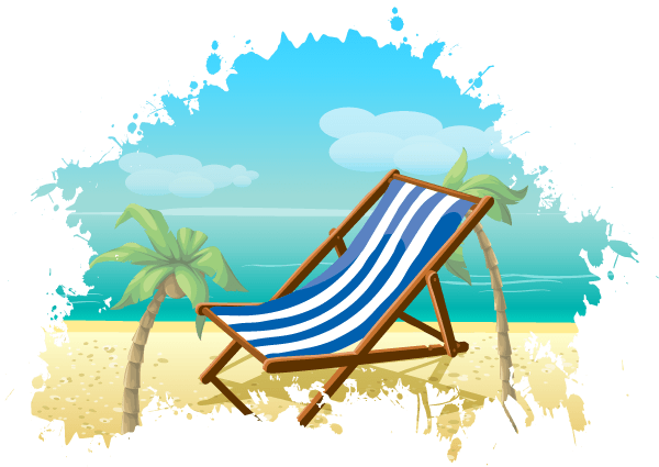 free summer beach vector background 123freevectors rh 123freevectors com beach background clipart free beach party background clipart