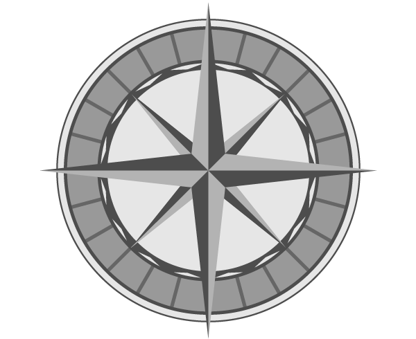 free vector compass rose 123freevectors
