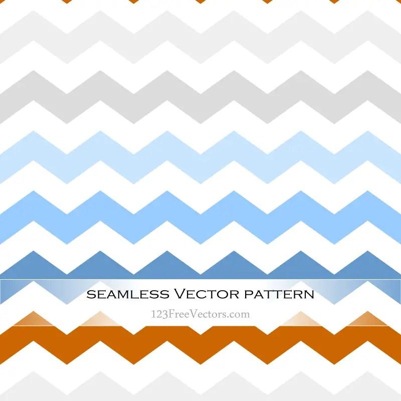 Zigzag Pattern Background